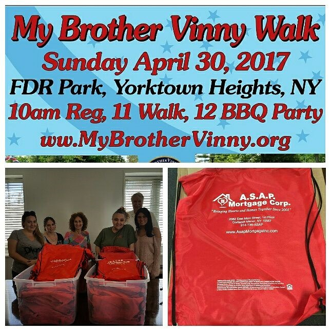 My Brother Vinney Walk 2017